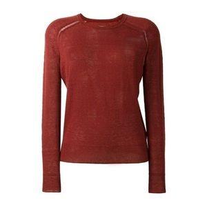 Isabel Marant Dark Red Foty sweater
